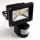 LED Floodlight 10w with PIR