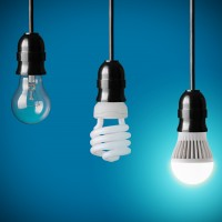 Energy Efficient lighting!