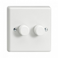 Will my dimmer work with LED bulbs or lights?