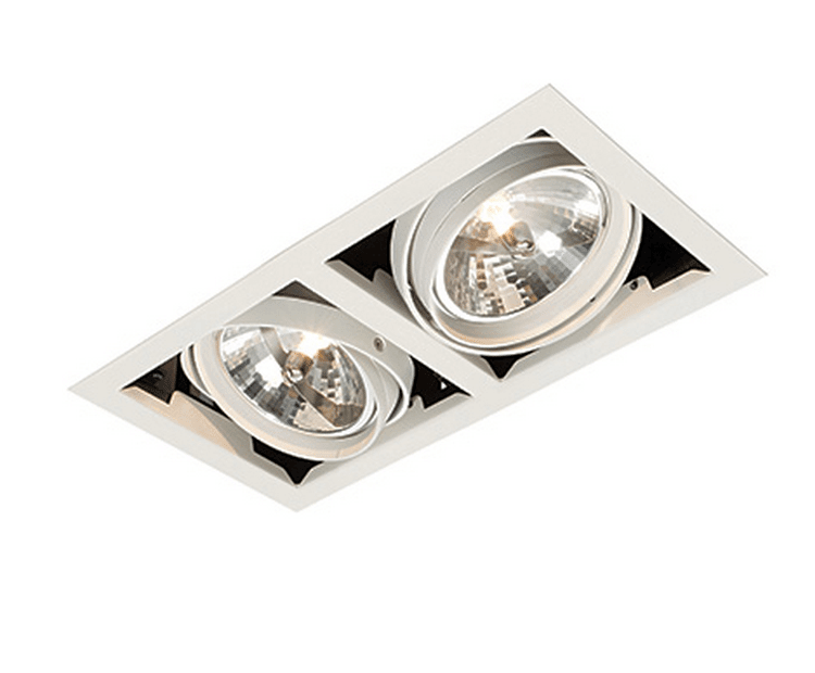 AR111 Recessed Fitting : AR111 LED Recessed Fitting