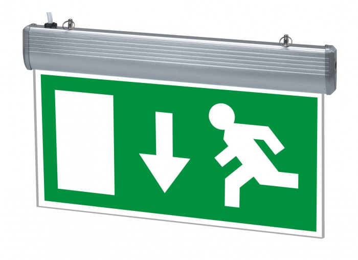 Suspended 4w LED Emergency Exit Signs