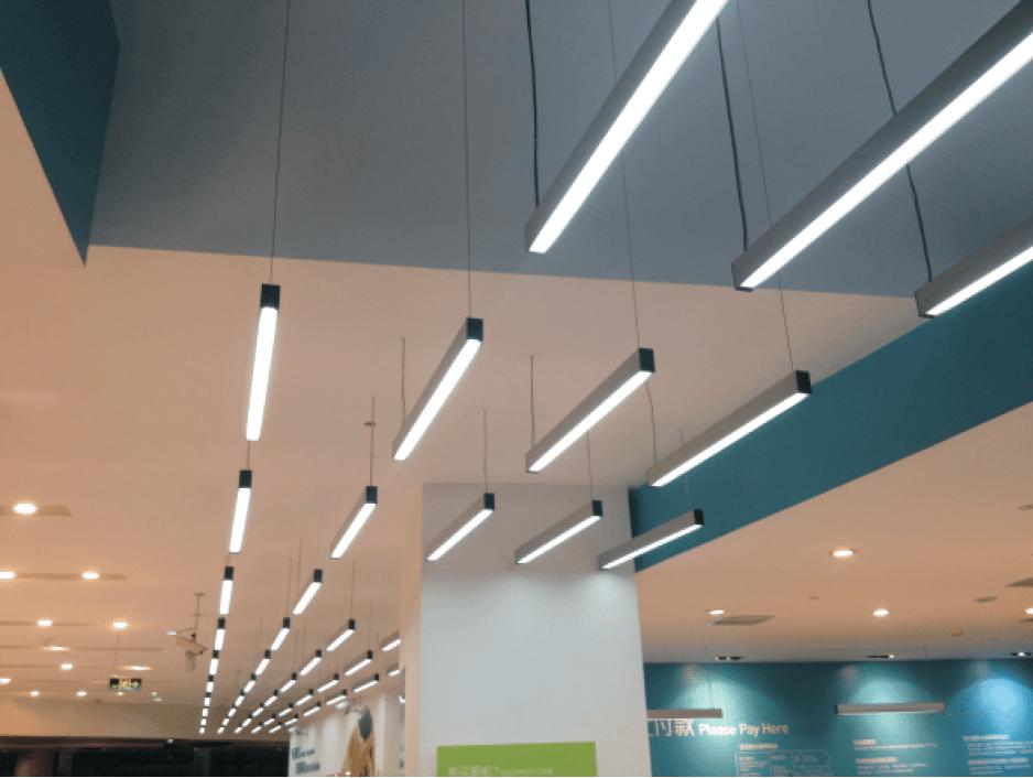 Led Linear Lighting Stl137 Sera Technologies Ltd