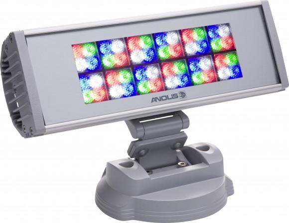 Anolis ArcPad 48 60W LED RGBW Facade Lighting