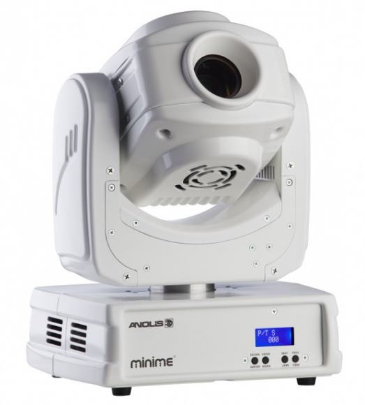 MiniMe 100w Colour Changing LED Moving Head Projector light