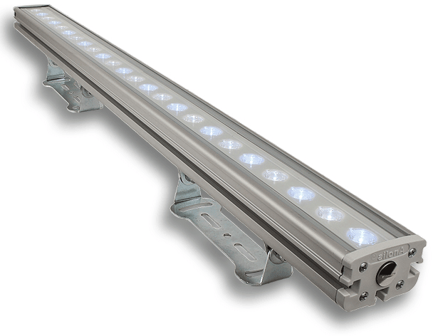 LED External Linear Facade and Wall Lighting System