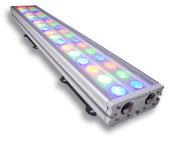 LED Linear Outdoor Facade RGBW Lighting (Extra Bright)