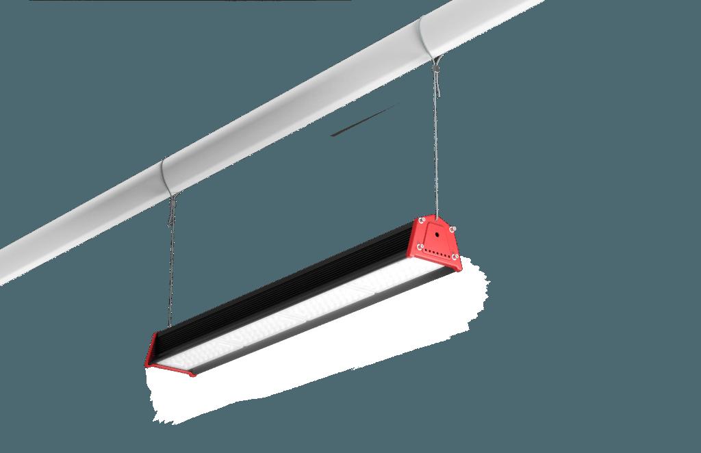 Dimmable Linear Led High Bay Sera Technologies Ltd