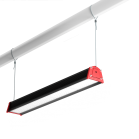 Suspended Linear LED High Bay