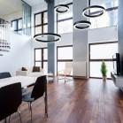 LED Ring Pendants