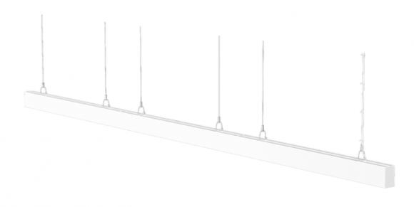 Direct/Indirect LED Linear Lighting STL441 – Suspended or Wall Mounted