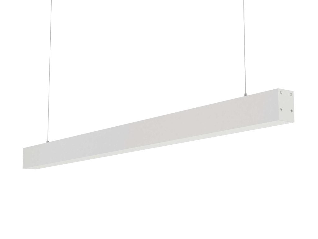 linear suspended lighting. Suspended LED Linear Lighting STL137 (600mm, 1200mm, 1500mm) Pendant A