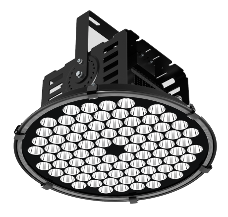 800w Sports and Stadium LED Flood Lighting