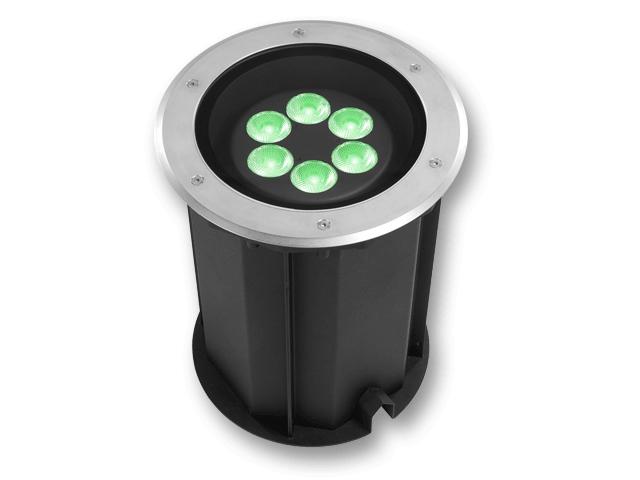 In Ground LED lighting RGBW (Anolis ArcSource 24MC)