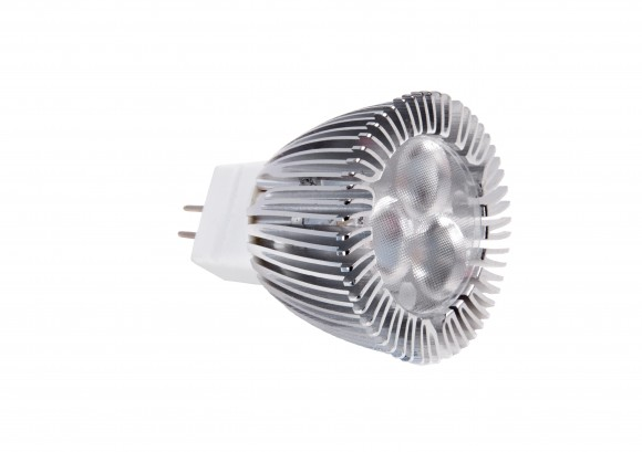 LED MR11 3W Dimmable (12v, GU4 Base)