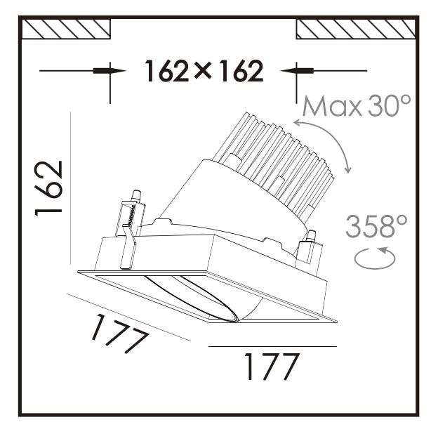 STR761 Dimensions