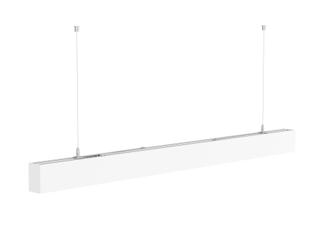Continuous Suspended Linear LED Strip Lighting, Low Glare STL371 (UGR 19)