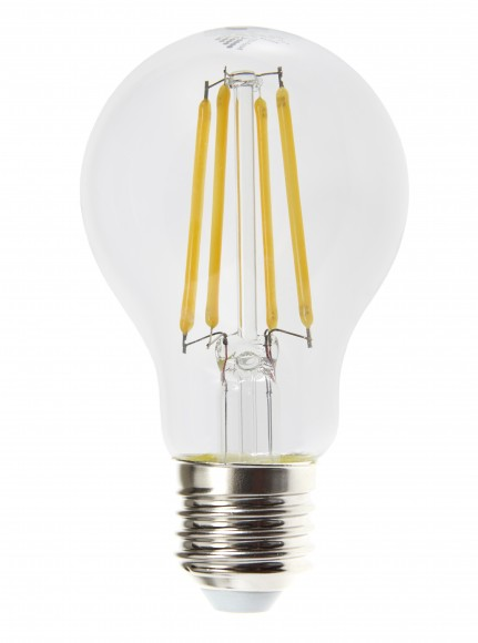 E27 Dimmable LED 7W Filament Light Bulb  (A60)