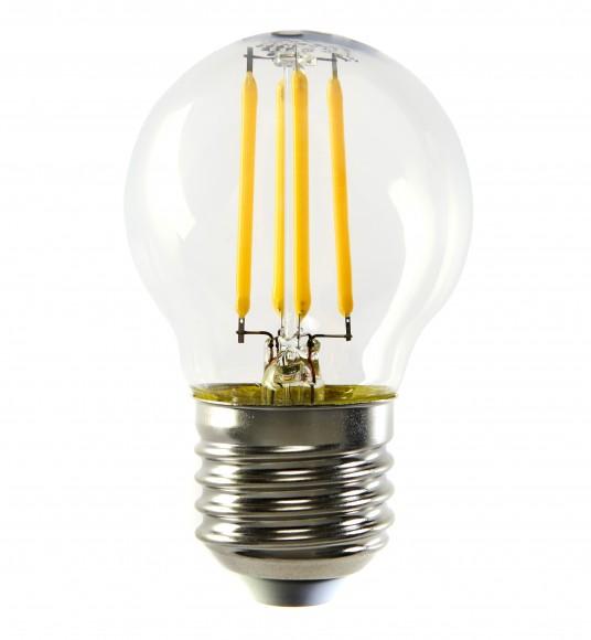 E27 4.5W Dimmable LED Golf Ball Bulb (G45)