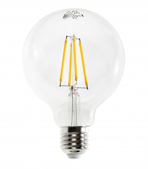 E27 Large 95mm 7W Dimmable LED Filament Bulb (G95)