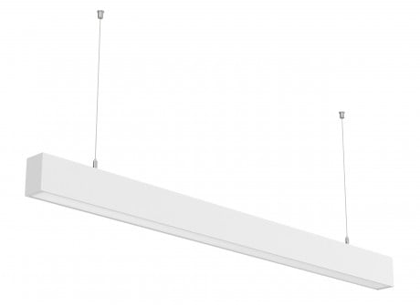Direct/Indirect Suspended LED Linear Lighting STL441 (Light Up & Down)