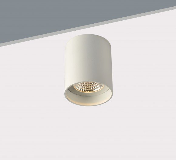 10W Small Surface Mounted Round LED Light fitting
