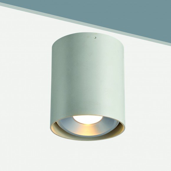 20W Large Surface Mounted Round Tiltable LED light fitting