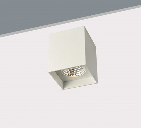 STS511 10W Square Surface Mounted