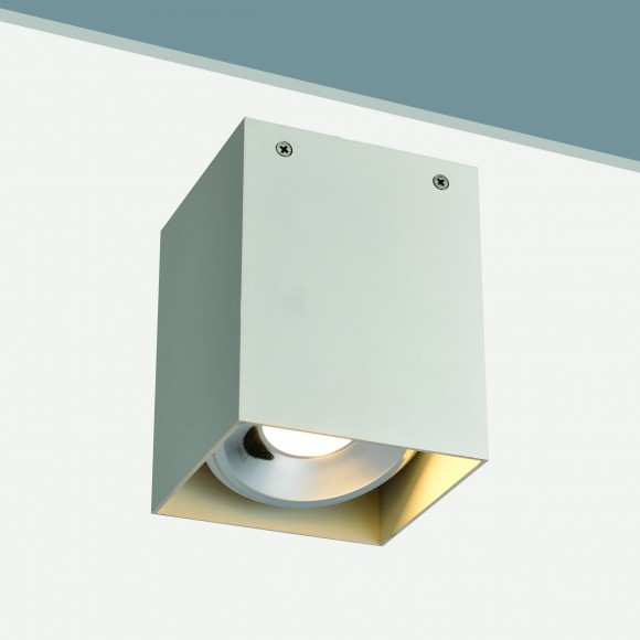20w Led Surface Mounted: 20W Large Surface Mounted Square Tiltable LED Light