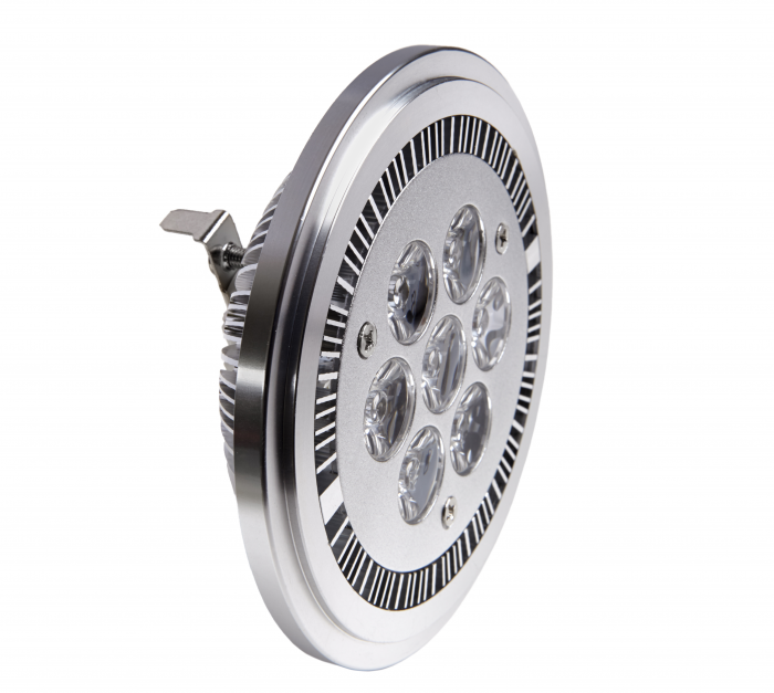 LED AR111 8w Dimmable (12v, G53)