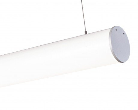 Cylindrical suspended Linear LED Lighting STL124