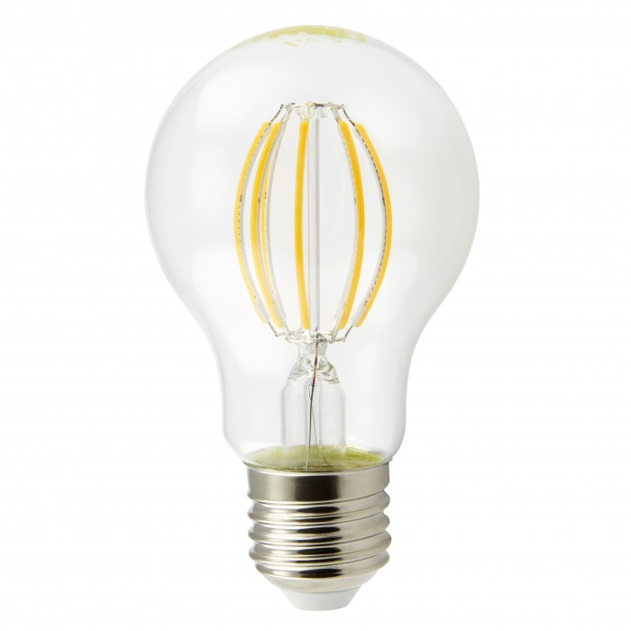 8W E27 Graphene LED Dimmable Filament Light Bulb (A60)