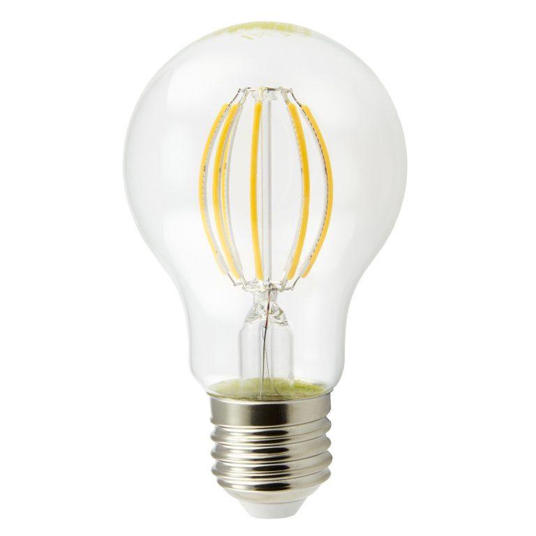 8w E27 Graphene Led Dimmable Filament Light Bulb Sera Technologies Ltd