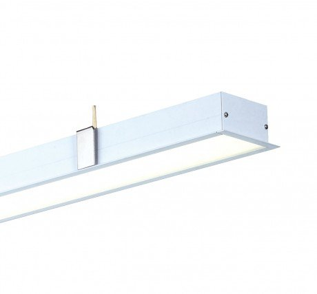 STL279 Recessed Linear LED Lighting 80MM IP44