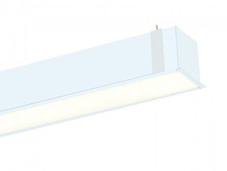 36W Wide Recessed LED Linear Light STL280 (115mm Flush Linear)