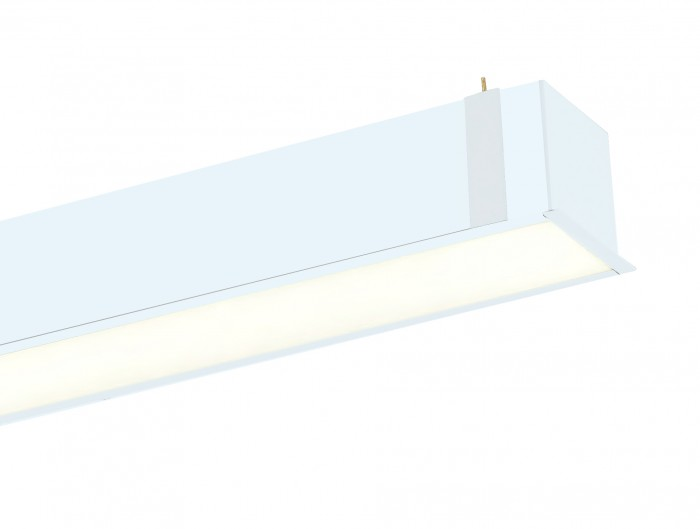 Wide Recessed Linear LED Lighting STL280 (115mm 36W Flush Linear)