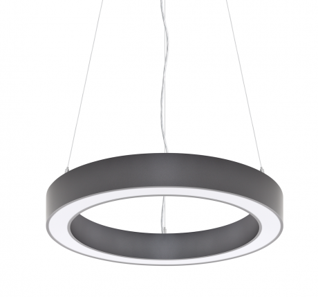Suspended LED Halo Ring Pendant (650mm, 950mm,1250mm,1550mm)
