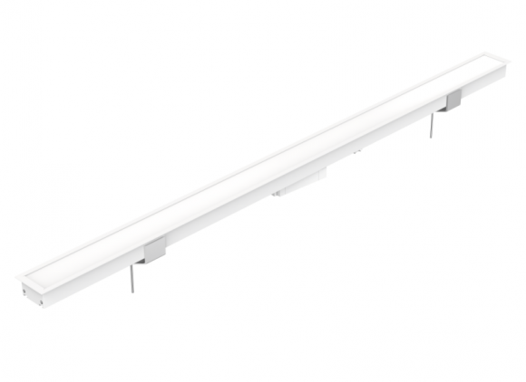 STL288 Linkable Recessed LED Linear Lighting