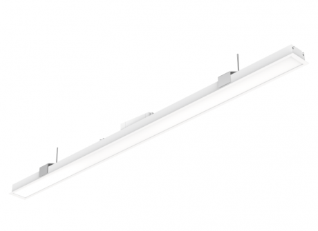 Linear Recessed Led Ceiling Light Fixture STL288 – Modular Linkable