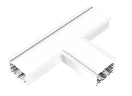 STL288 Modular Linear LED Recessed T Section