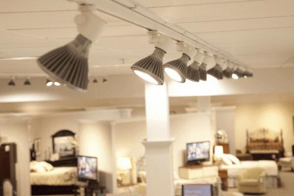 Where should I use Warm White LEDs?