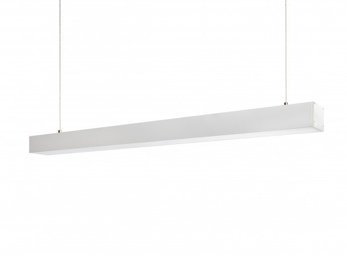 Suspended LED Linear Lighting STL137 (600mm, 1200mm, 1500mm) Pendant