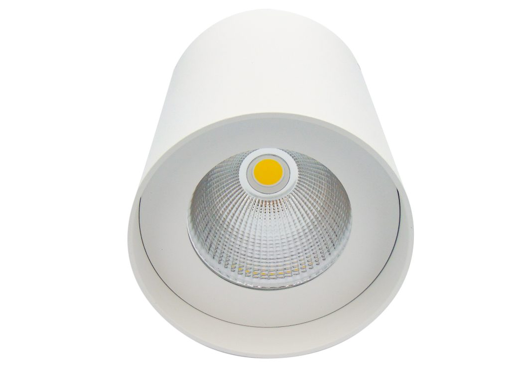 20w Led Large Surface Mounted Round Downlight