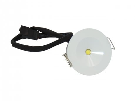 Emergency LED Downlight 3w Mini Spot
