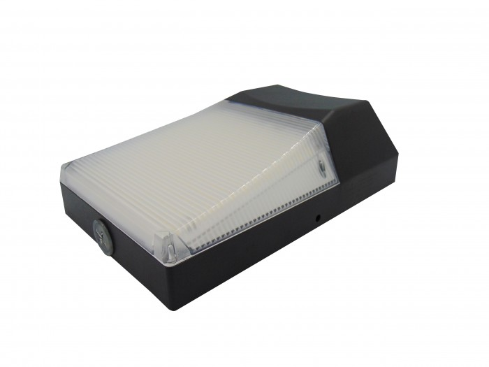 12W LED Wall Pack (Outdoor Wall Light) 5000K