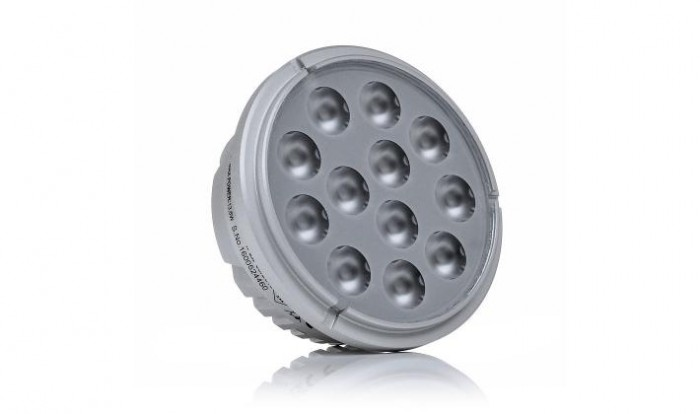 AR111 RGBW LED  Spot light (Anolis ArcSource 12 Red, Green, Blue, White)
