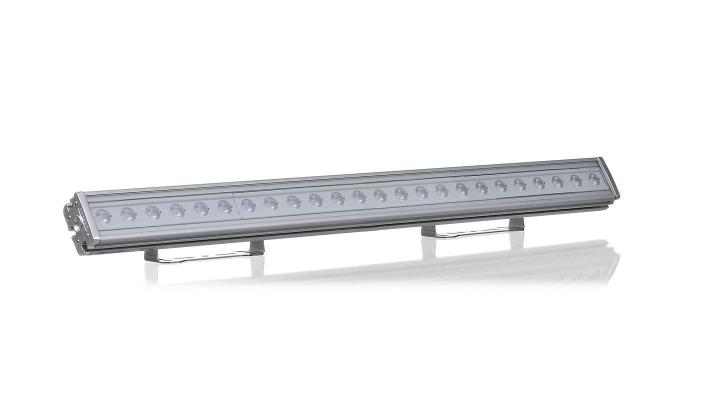 Led External Linear Facade And Wall Lighting System Outdoor Washer