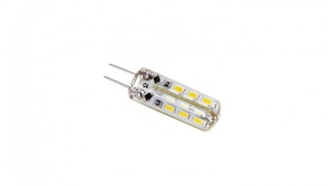 Pack 10 x G4 LED 1.5W Dimmable Bulbs (12v)