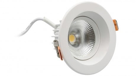 Low Glare LED Downlight Dimmable 9W, 15W, 25W, 35W Pro AG1 (Low Glare) Warm White or Natural White