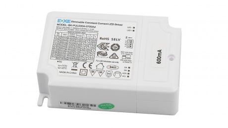 250mA - 750mA 30W DALI Dimmable Constant Current LED Driver
