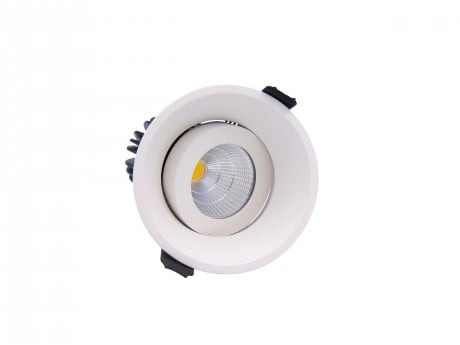 9W Low Glare Tiltable LED Downlight Pro AG2 (Anti Glare Adjustable)